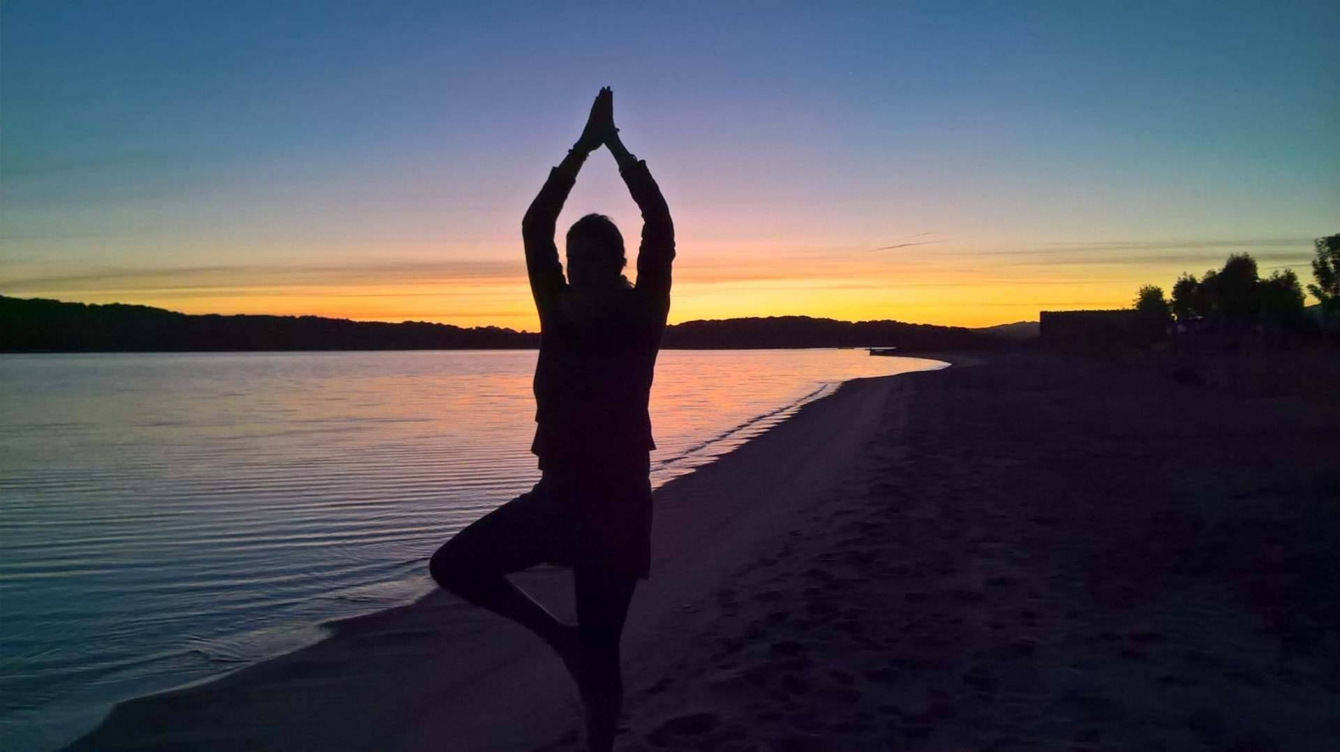 Yoga dansé