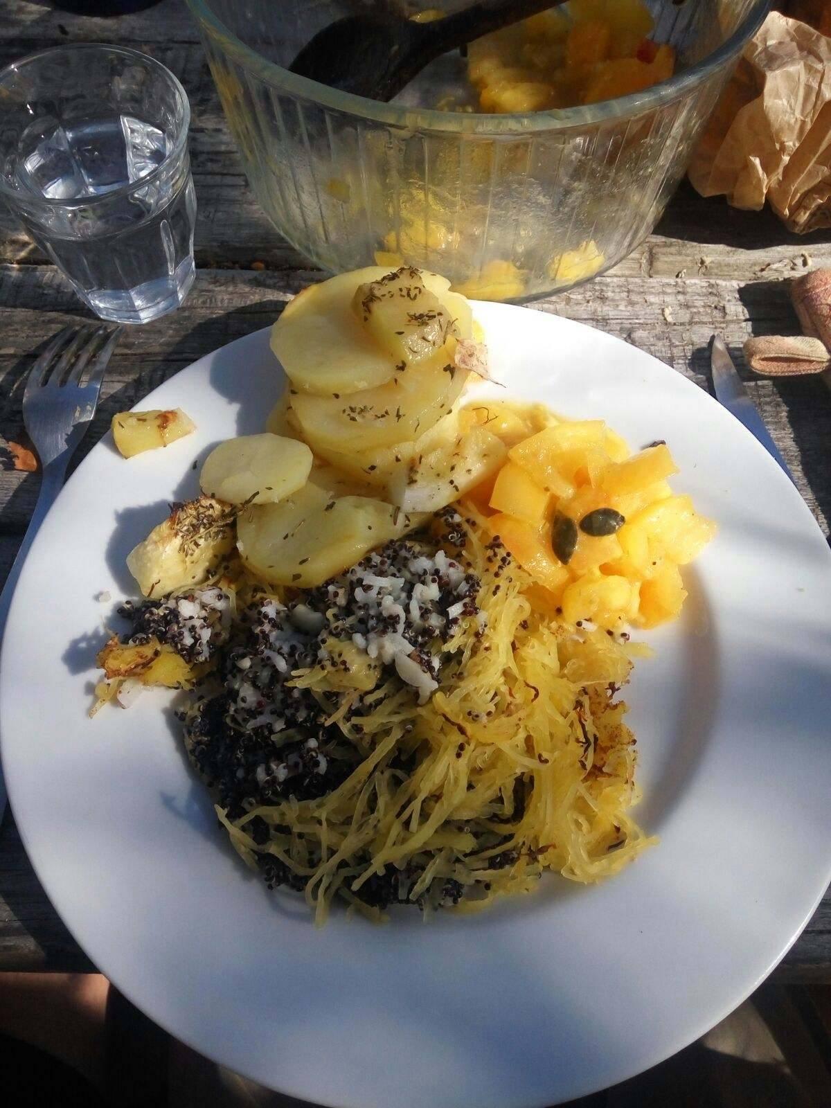 La recette improbable au quinoa