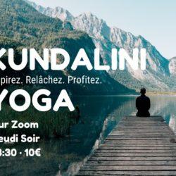 Nouveau : Cours de Yoga en Ligne (Zoom)